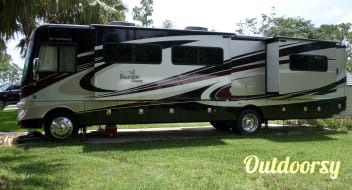 2014 Fleetwood Bounder Bunkhouse