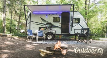 "2019 Apex Nano 185 BH Travel Trailer ""The Mini"""