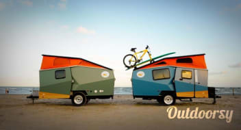 TAXA Outdoors Cricket Camper - Your adventure awaits