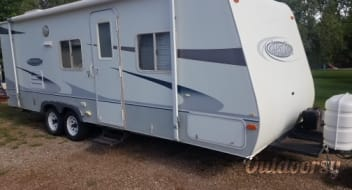 2004 Aerolite Travel Trailer