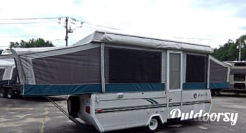 DELIVERY AVAILABLE !! 2007 Jayco POP-UP