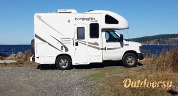 2010 Thor Motor Coach Four Winds Majestic