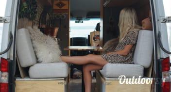 Live The Sprinter Van Life!