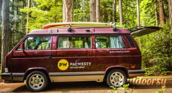 PacWesty Van #3 - Rosie