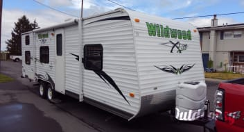 2011 Wildwood  Xlite26bp
