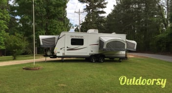 2014 Jayco Jay Feather Ultra Lite