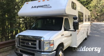 2009 Thor Motor Coach Four Winds Majestic