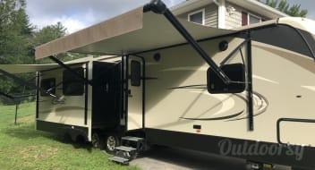 2018 Keystone Cougar 30RLI