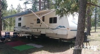 Perfect Colorado Family Trailer, Keystone Cougar Bunkhouse 301 BHS