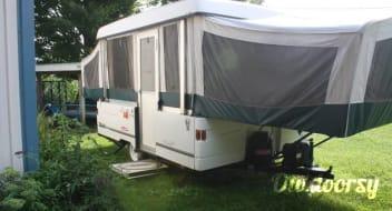 Coleman Pop-Up Camper / Delivery & Set-up Available