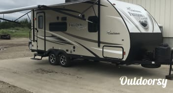 2017 Coachmen SUV OR 1/2 TON TOWABLE 192RBS