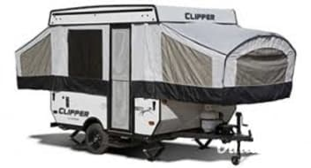 2018 Coachmen Clipper 806xls