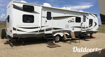 2011 Keystone Cougar Half-Ton Towable
