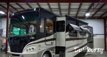 2009 Tiffin Motorhomes Allegro Bay