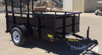 2018 Big Tex 305S ATV Trailer