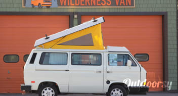1990 Volkswagen Westfalia Manual