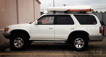 1998 Toyota 4runner (manual)