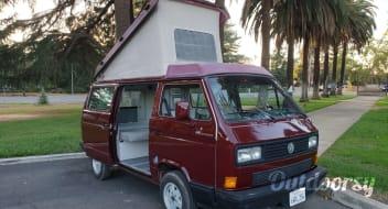 Kimon ,1990 Volkswagen Vanagon