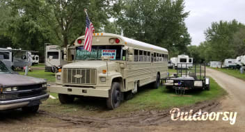 1996 chevy bus