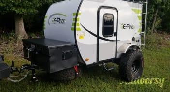 2018 Forest River E-Pro 12RK