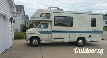 1992 Four Winds 21'