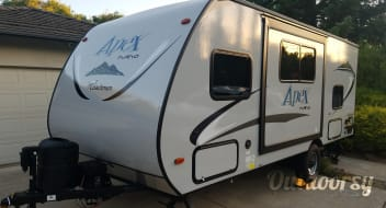 2016 Coachmen Apex Nano 193BHS