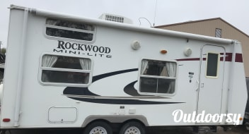 2009 Forest River Rockwood Mini Lite