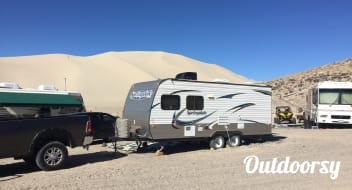 """Sandmountain Trailer """"May Deliver"""""""