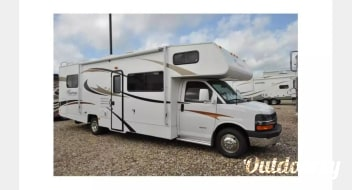 2014 FLT Coachmen Freelander