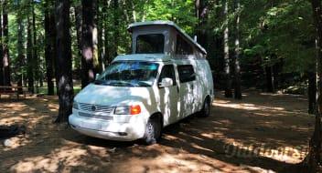 Vanimal: Eurovan Camper