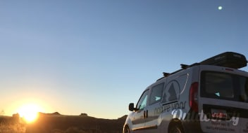 Brand New Camper Van - Ram ProMaster City