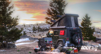 Jeep Wrangler - Ursa Minor Tent