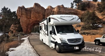 Luxury, Fantastic RV!  2018 Mercedes Benz 24' Forest River