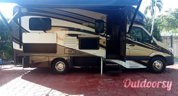 2016 Thor Motor Coach Thor Citation