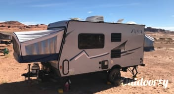 2018 Coachmen Apex 15X