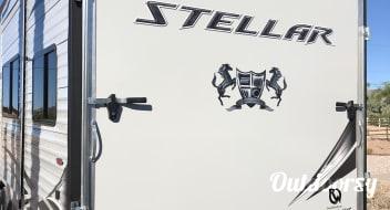 2018 Stellar Toy Hauler