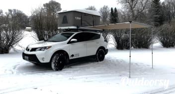 Yeti | Toyota RAV4 | Roof Top Tent