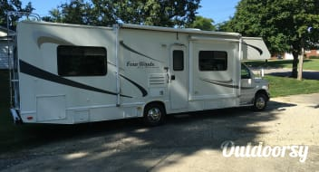 2006 Thor Motor Coach Four Winds Five Thousand 29R