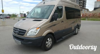 2010 Roadtrek Ss Ideal