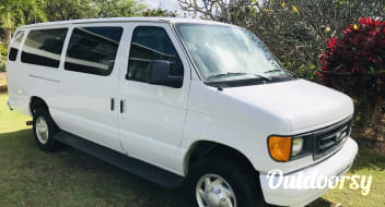 2007 Ford E350 new remodel 2019