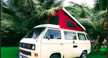'MeleMele' VW Westy #VANLIFE Kauai