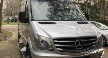Hotel on Wheels ~ Mercedes-Benz Sprinter Winnebago Era