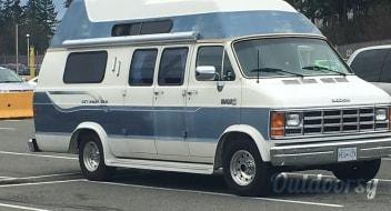 1988 Dodge B Van