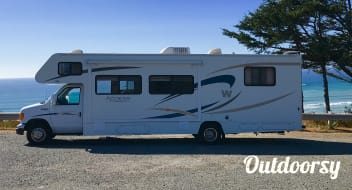 "2007 Winnebago Access - ""Sweet Pea"" with Brand New Solar for 2019!"