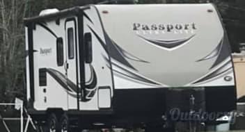 2017 Keystone Passport