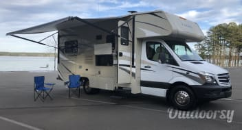 2018 Mercedes-Benz Coachmen Prism 2150 CB