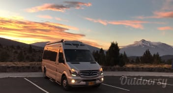 2016 Roadtrek CS Adventurous sprinter