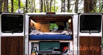 Cozy Camper Van