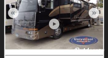 2006 American Coach 40ft. Luxury Coach