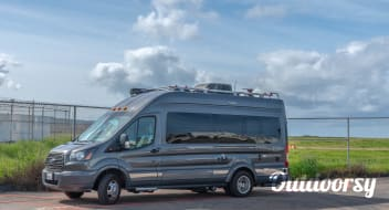 2017 Winnebago Ford Transit